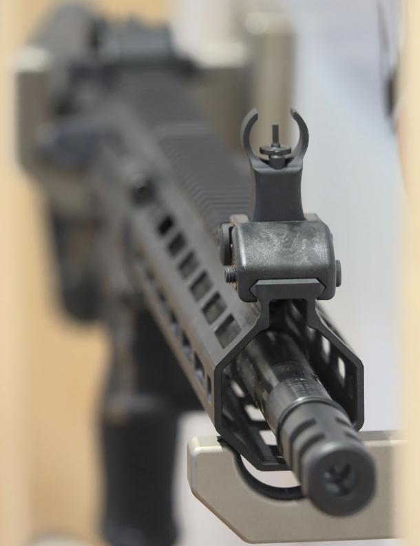 La carabina Savage MSR è disponibile in calibro .223 e .308