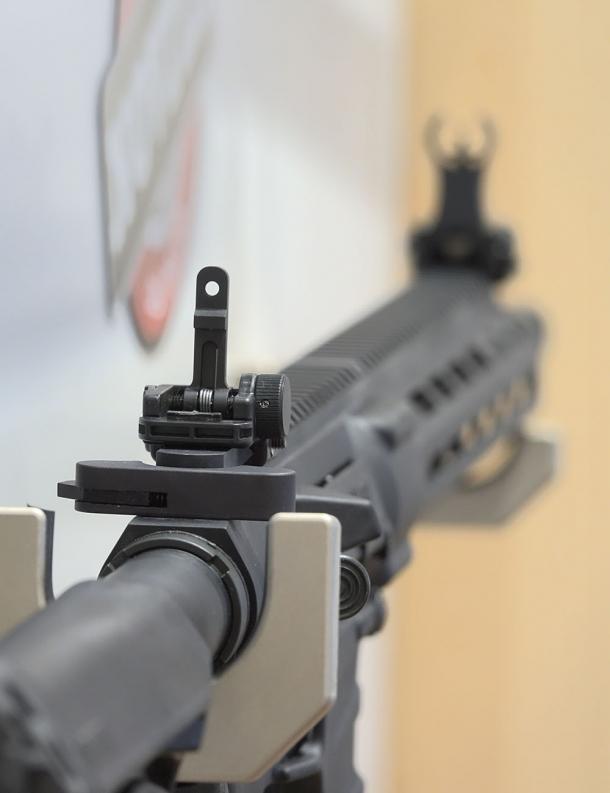 Si tratta di un'arma di fattura ottima, dal prezzo commensurato anche in Italia