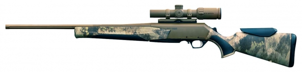 A KITE Optics KSP HD2 1-6x24 riflescope is issued from factory