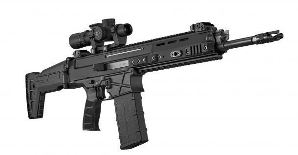 La CZUB ha annunciato il fucile automatico BREN 2 BR pochi giorni fa