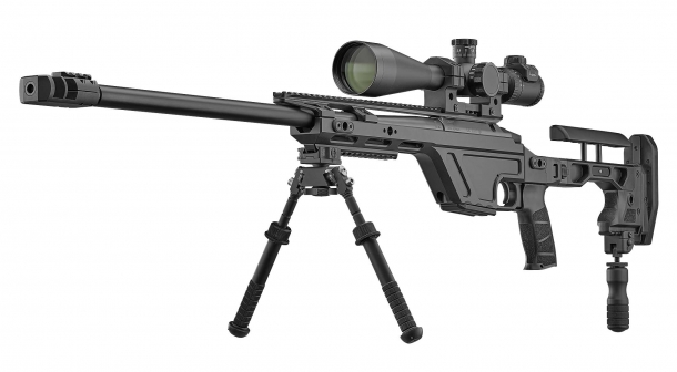 Guaranteed accuracy and quality is what the CZ TSR bolt-action rifle is all about!