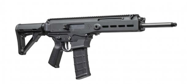 Ensio FireArms KAR-21 semi-automatic rifle in 5.56x45mm / .223 Remington caliber configuration