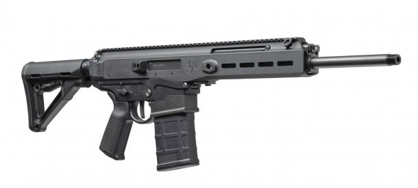 Ensio FireArms KAR-21 semi-automatic rifle in 7.62x51mm / .308 Winchester caliber configuration