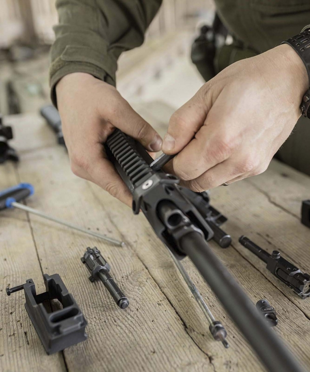 Ensio FireArms KAR-21, Finland's new Modern Sporting Rifle