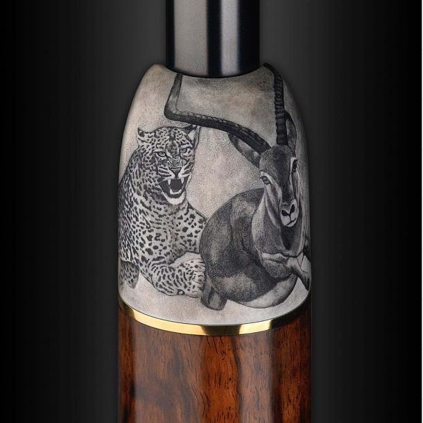 The Leopard by Johann Fanzoj: an astonishing luxury set!