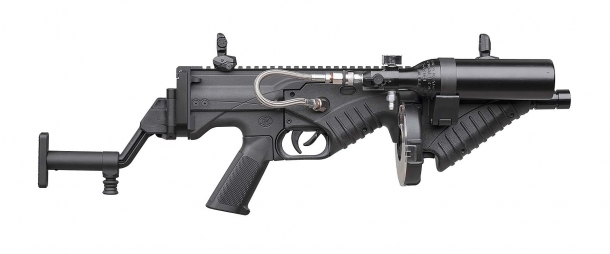 FN 303 Tactical, nuovo lanciatore compatto non-letale