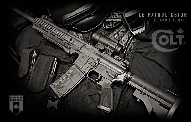 Colt Canada - Diemaco C8 SFW