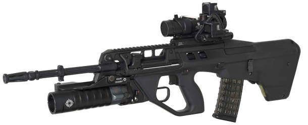 Heckler & Koch HK433: Bundeswehr's next assault rifle (?) | GUNSweek com