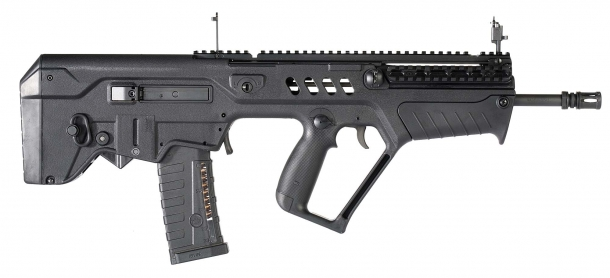 The original TAVOR SAR semi-automatic rifle was introduced in 2013
