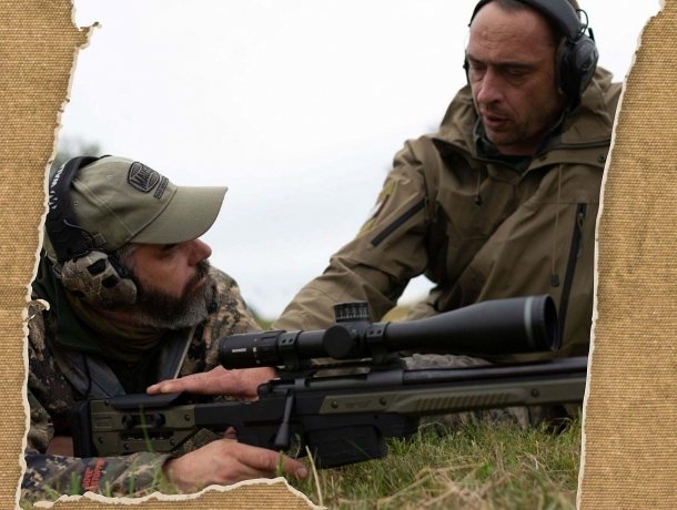 Mauser 18 LR Chassis: a brand new German bolt-action precision rifle!