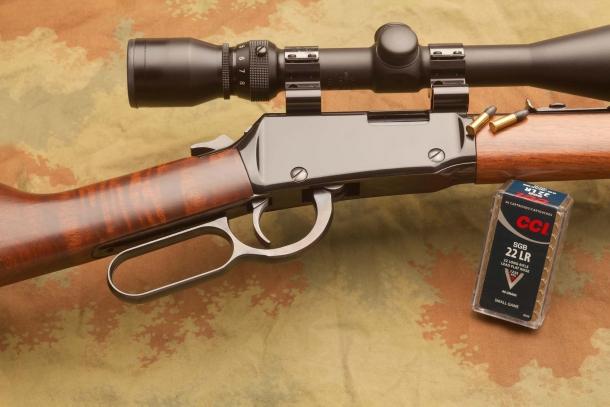 Origin STB importa i fucili Henry!