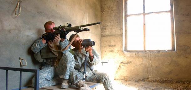 Il Remington M24 SWS, arma dalla lunga carriera militare, è un autentico mito per gli appassionati del tiro Long Range