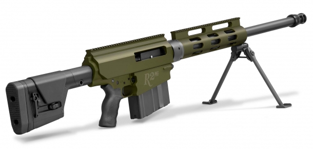 Remington R2Mi .50 caliber rifle: the Big Green goes full Extended Long Range!