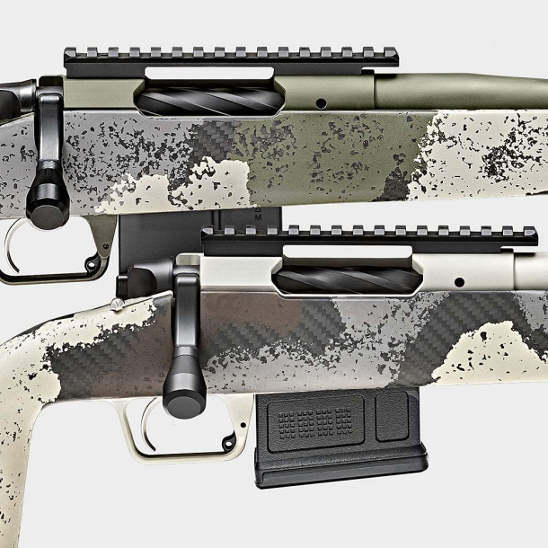 Springfield Armory Model 2020 Waypoint bolt-action rifle