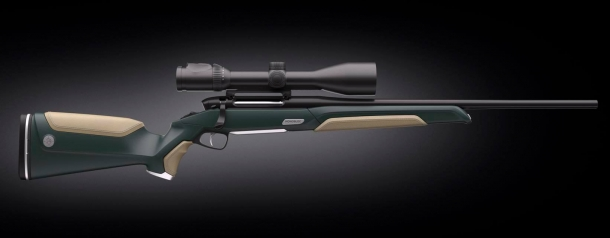 Steyr Monobloc, the revolutionary hunting rifle