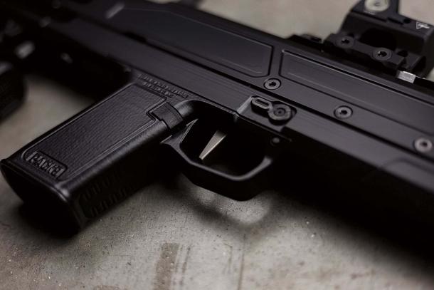 Trailblazer Firearms Pack9 folding semi-automatic 9mm rifle