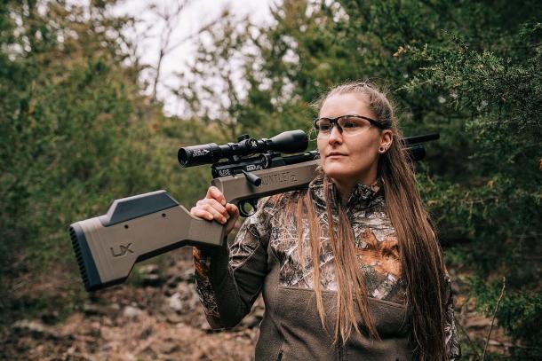 UMAREX Gauntlet 2 high-power PCP air rifle
