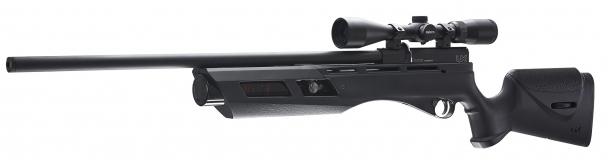 Umarex Gauntlet PCP rifle in  25/6 35mm caliber | GUNSweek com