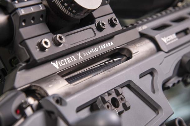 Victrix Scorpio Legio: un fucile speciale per Alessio Sakara!