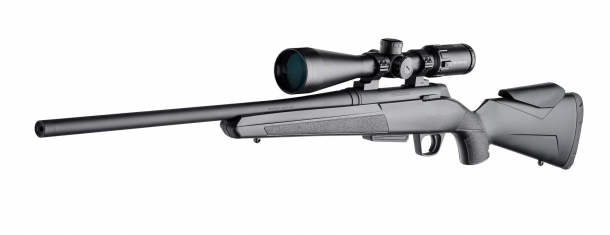 Winchester XPR Varmint Adjustable Threaded – a new premium bolt action hunting rifle