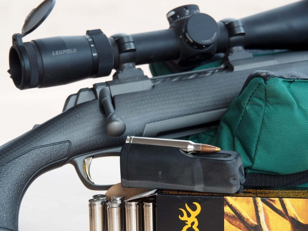 New Browning X-Bolt Pro bolt-action rifles
