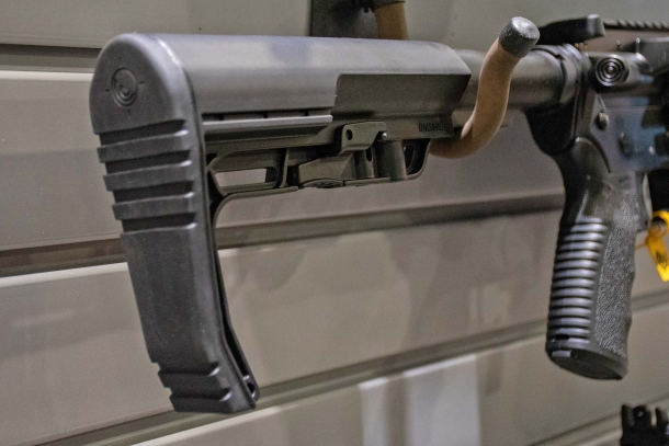 Bushmaster Minimalist SD M-LOK semi-automatic rifle