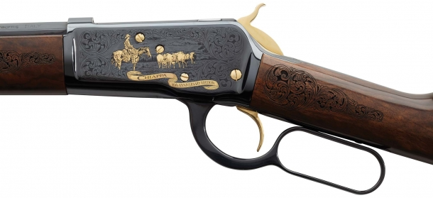 Two commemorative edition rifles to celebrate the 60 years of Chiappa Firearms