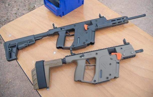 Carabine KRISS USA Vector, ora disponibili anche in calibro .22 Long Rifle
