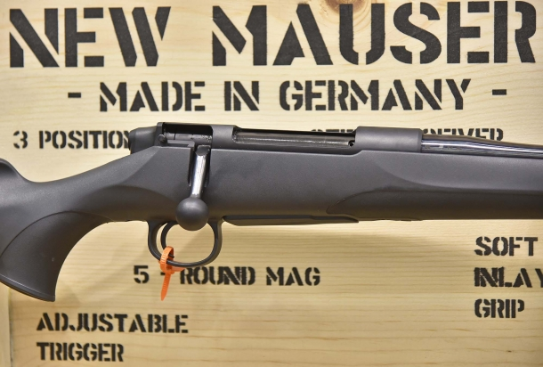 Mauser M18 rifle | GUNSweek com