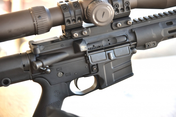 Savage Arms MSR-15 Valkyrie