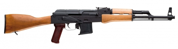 Right side view of the Chiappa Firearms AK-22 rifle