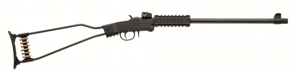 Chiappa's Little Badger folding gun is now available in .17 WSM