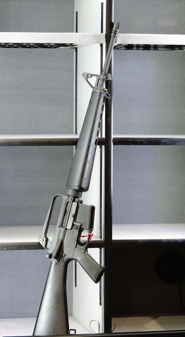 Colt M16A1 Reissue rifle