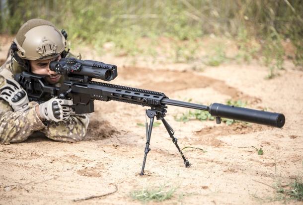 IWI DAN .338: un fucile nato per impieghi tattici e presto disponbile anche sul mercato civile