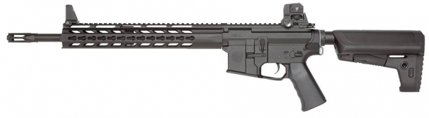Defiance's DMK22 semi-automatic sporting rifles are packed with top features