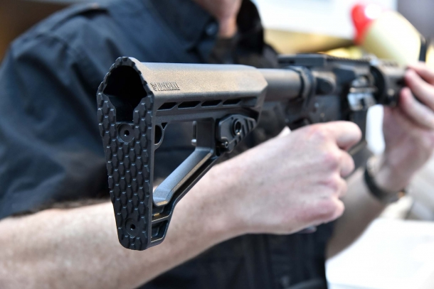 Savage Arms MSR: the Modern Sporting Rifle