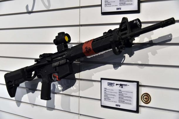 SAINT 5.56mm, l'AR-15 di Springfield Armory