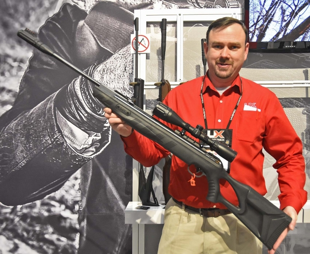 The Umarex Gauntlet air rifles