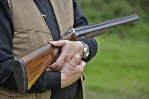 The shotgun features a pleasant design