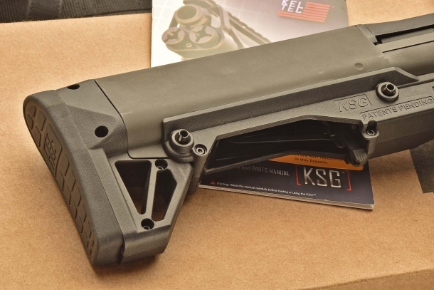 The stock of the KSG