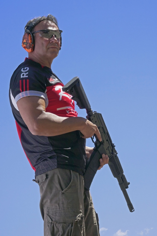 S.D.M. AK-12s Tactical: an alternative to Saigas... also for 3-Gun competitions!