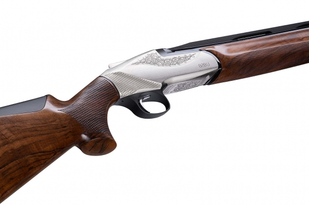 Benelli 828 U 20-gauge over and under shotgun