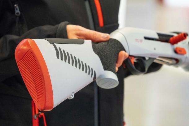 Fucili Benelli custom per il tiro dinamico sportivo