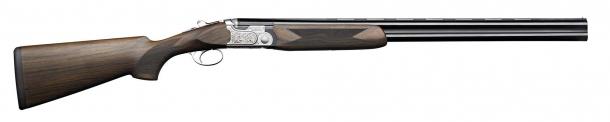 Right side view of the Beretta 690 Field I shotgun