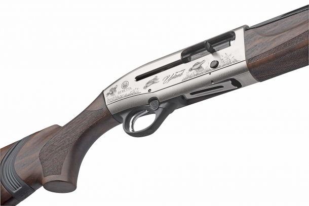 Beretta A400 Upland: high technology and classic looks for an elegant and yet functional shotgun!