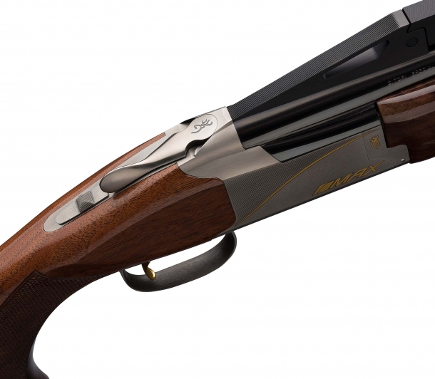 Browning Citori 725 Trap Max shotgun