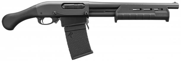 Versione a caricatore prismatico amovibile in arrivo anche per il nuovissimo, cortissimo modello TAC-14