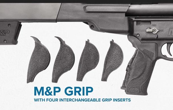 Smith & Wesson M&P 12 pump-action shotgun
