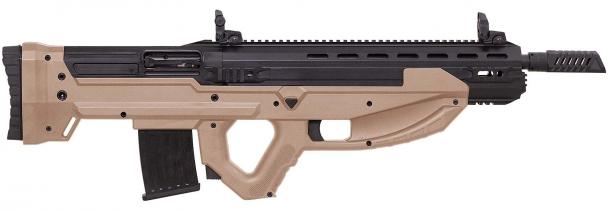 Lo Uzkon UNG-12 in versione color sabbia
