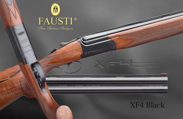 Fausti XF4, il sovrapposto da competizione